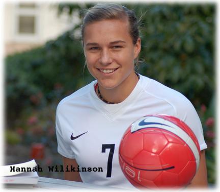 Hannah Wilikinson