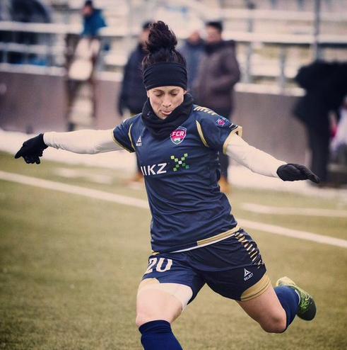 Masar Kicking ball