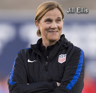 Jill Ellis, Women's World Football Show