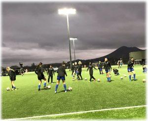 Seattle Reign FC, NWSL, Lauren Barnes, Vlatko Andonovski, women's soccer, podcasst