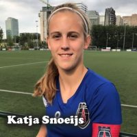 Katja Snoeijs, Women's World Football Show, women's soccer, women's football