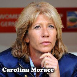 Carolina Morace, Women's World Football Show, womens football, football podcast