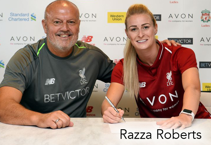 WWFShow, Liverpool Ladies, soccer podcast