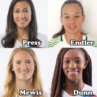 USWNT, Christen Press, Christiane Endler, WWFShow, soccer podcast
