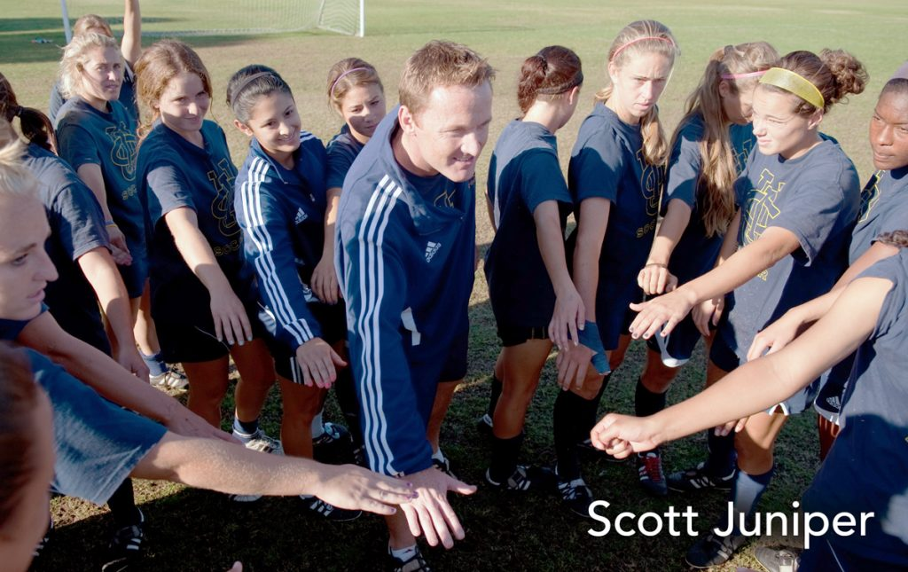 Scott Juniper, UCI, womens soccer, podcast, women's world football show