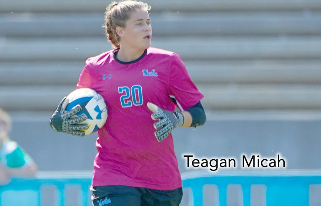 Teagan Micah, UCLA, Women's Soccer Podcast