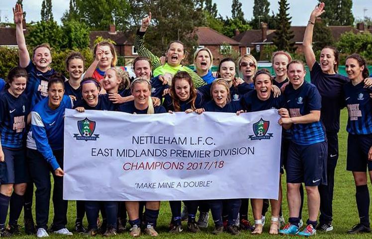 Nettleham LFC, women's world football show, FAWSL
