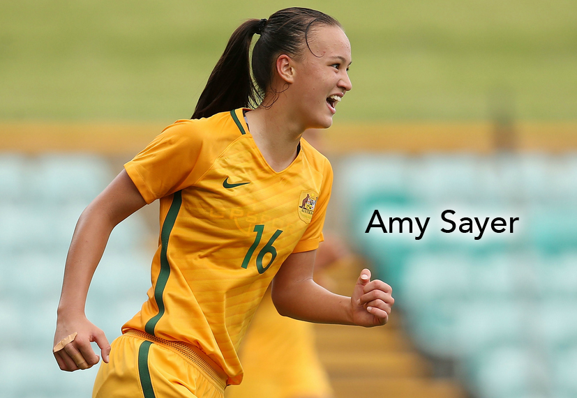 Amy Sayer, women's soccer, podcast, women's world football show, Sydney FC