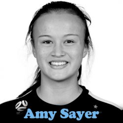 Amy Sayer, Matildas, Sydney FC, Australia Women's National Team, women's soccer podcast