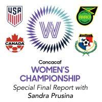 Concacaf Women's Championship, Sandra Prusina, Canada Women's National Team