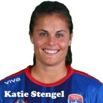 Katie Stengel, Newcastle Jets, Utah Royals, USWNT, women's soccer, women's world football show, soccer podcast