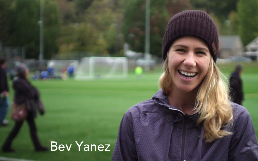 Bev Yanez, Women's World Football Show, Seattle Reign FC, NWSL