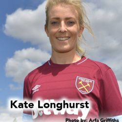 Kate Longhurst, West Ham United, Football Podcast, WWFShow, Soccer
