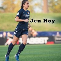 Sky Blue FC striker Jen Hoy on Women's World Football Show podcast
