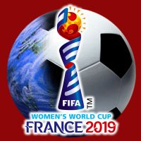 Women's World Football Show and FIFA Women's World Cup logos