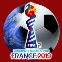 Women's World Football Show and FIFA Women's World Cup logos