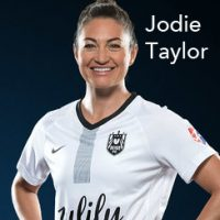 England striker Jodie Taylor on Women's World Football Show podcast