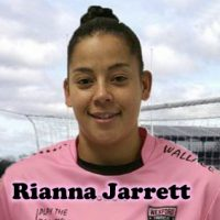 Rep of Ireland player Rianna Jarrett on Women's World Football Show podcast
