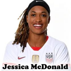 Jessica McDonald on Women's World Football Show podcast; women's soccer podcast